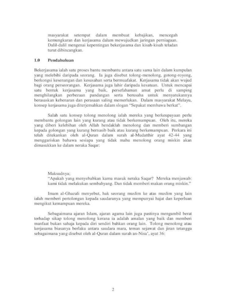 Amalan Bekerjasama Dalam Komuniti Setempat Kertas Kerja Ini Dibentangkan Di Seminar Antarabangsa Pdf Document