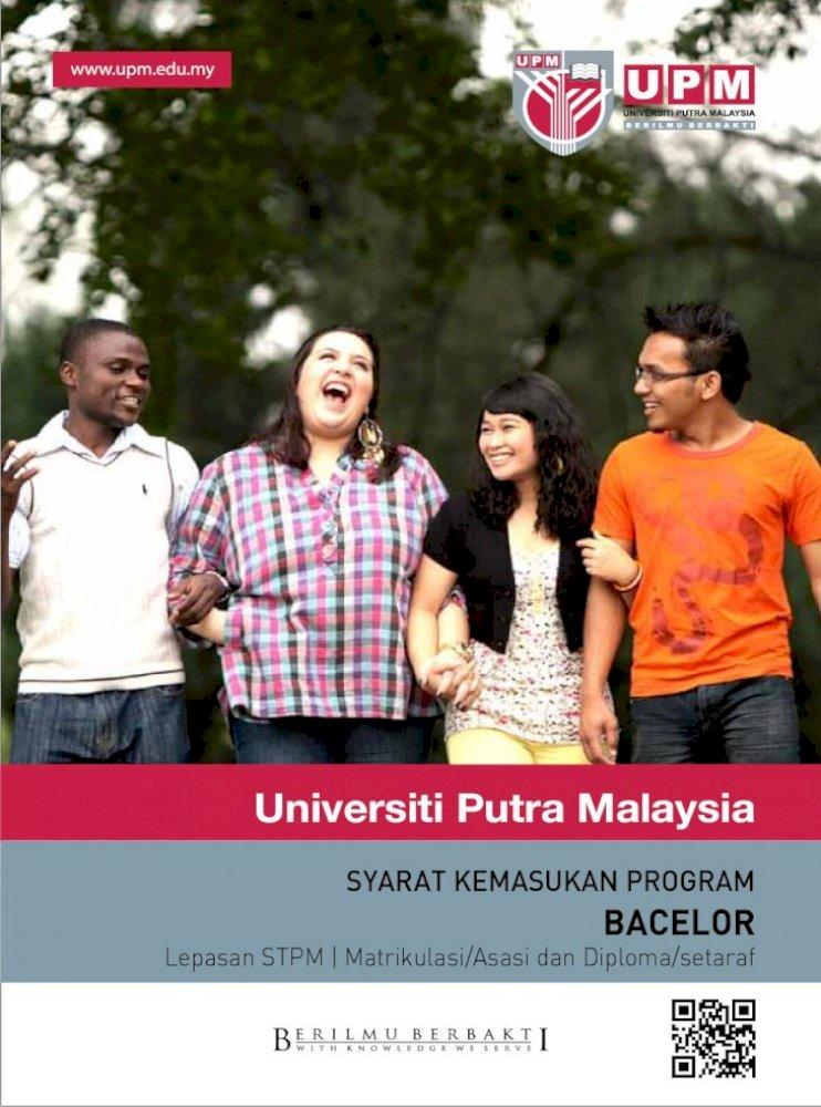 Universiti Putra Malaysia Syarat Kemasukan Program Bacelor Lepasan Stpm Matrikulasi Asasi Dan Diploma Setaraf Pdf Document